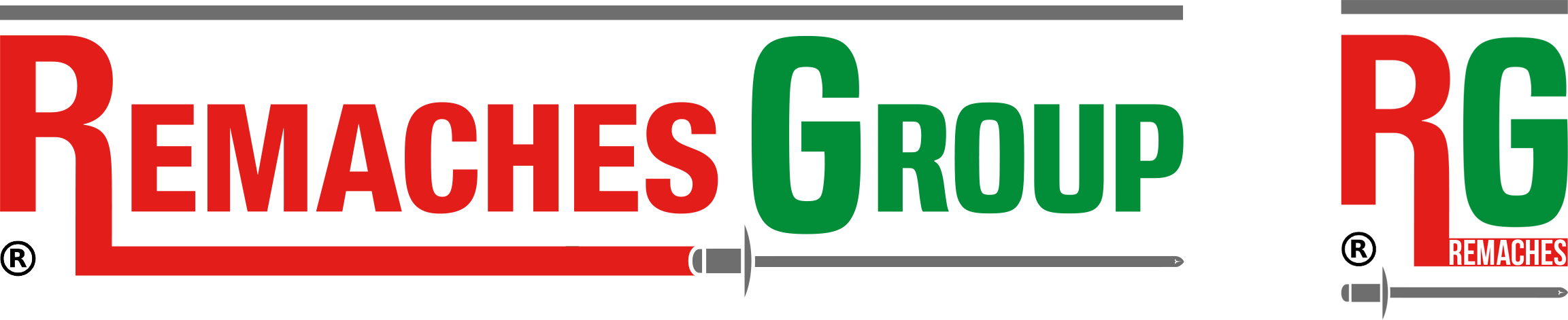 Remaches Group official logo